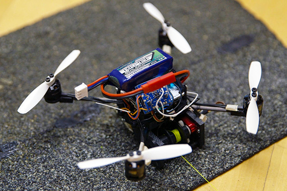 FlyCroTug robot