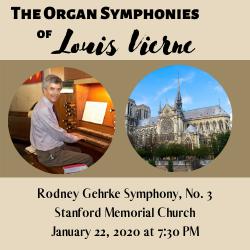 Organ Recital - Rodney Gehrke