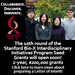Bio-X Seed Grants applications