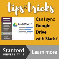 Can I sync Google Drive with Slack?