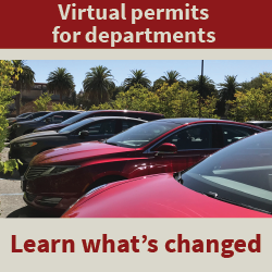 Virtual permits for departments