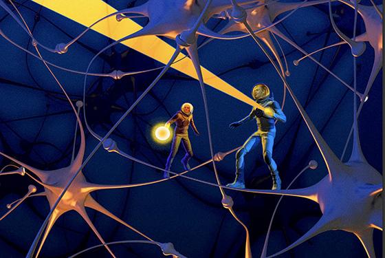 Biological illustration by Tavis Coburn