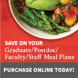 Stanford Dining - save on meal plans today