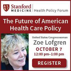 Health Policy Forum October 7