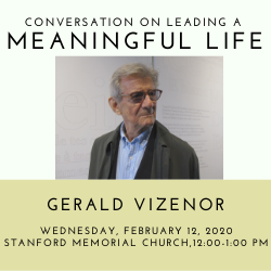 Convo on Leading a Meaningful Life