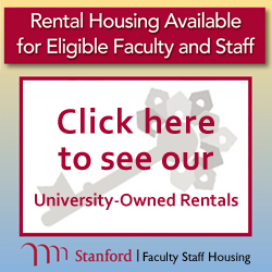 Rental housing available