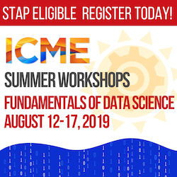 ICME summer workshops