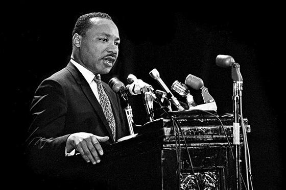MLK 1967 Stanford speech