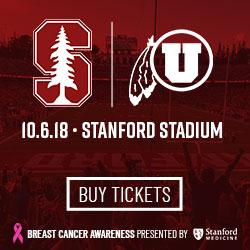 Utah on deck for Saturday at Stanford Stadium