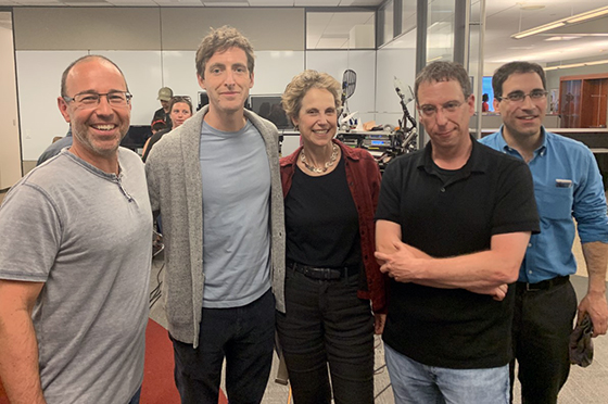 Stanford faculty on Silicon Valley