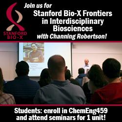 Bio-X course ad