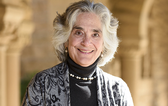 Provost Persis Drell