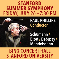 Stanford Summer Symphony