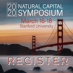 Natural Capital Symposium at Stanford