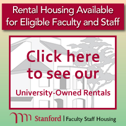 Faculty Staff Housing