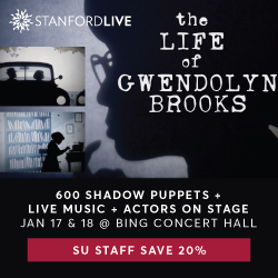Stanford Live event