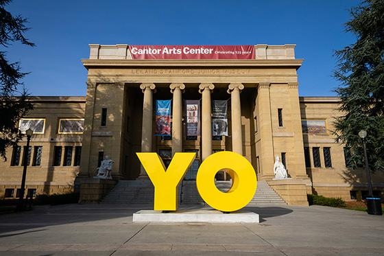 OY/YO sculpture