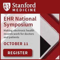 EHR National Symposium October 11