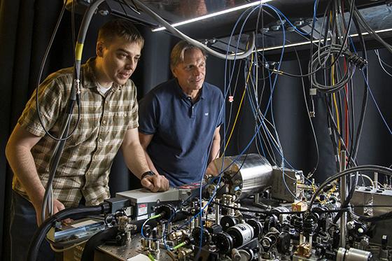 New gravitational wave detector