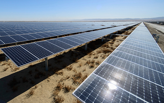 Stanford solar power