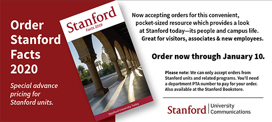 Stanford Facts 2020