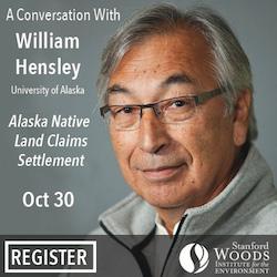 Conversation with William L. Hensley