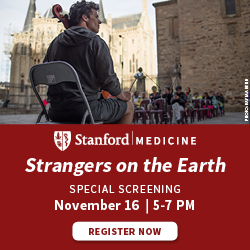 Strangers on Earth Special Screening 11/16