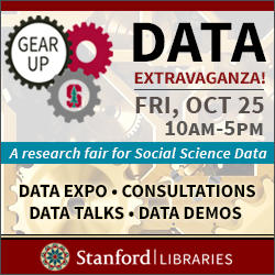 Gear Up for Social Science Data