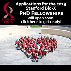 Bio-X phd fellowships ad