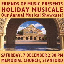 Holiday Musicale Dec 7