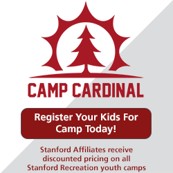 Stanford Recreation Summer Camps