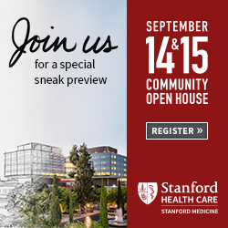 open house event for new hospital