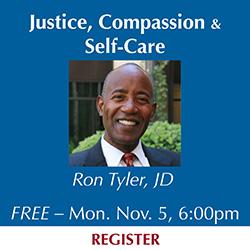 CBD Justice, Compassion, and Self-Care