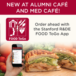 RDE FOOD ToGo Mobile App