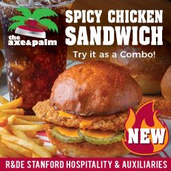 New Spicy Chicken Sandwich