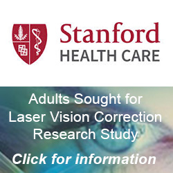 Laser vision correction study