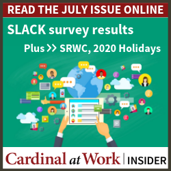 Cardinal at Work Insider July issue