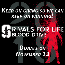 Rivals for Life Blood Drive