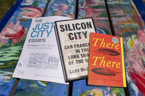 Three Books program selections