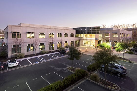 New incubator building by Vantage Point Photography