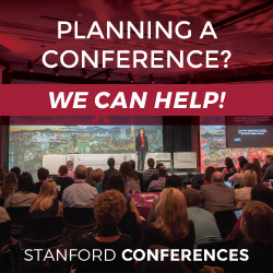 Meeting Planning Webform for Stanford