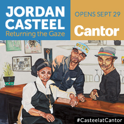 Cantor Arts Center ad