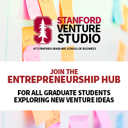 Stanford Venture Studio Info