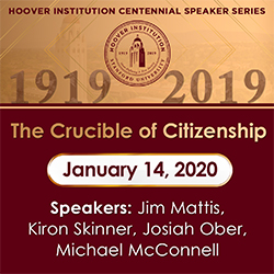 Crucible of Citizenship ad