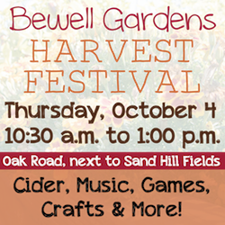 BeWell Gardens Harvest Festival
