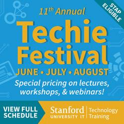 UIT Technology Training Techie Festival
