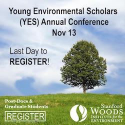 Young Environmental Scholars Annual Conference