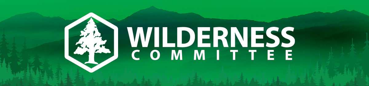 Click here for Wilderness Committee information