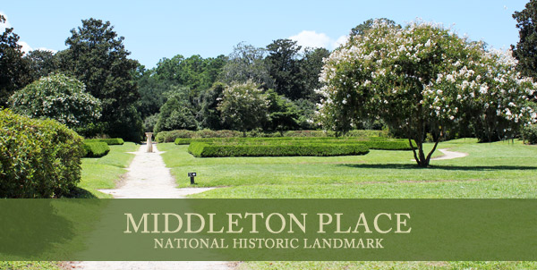 Middleton Place, National Historic Landmark