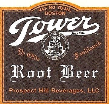 Tower Root Beer logo